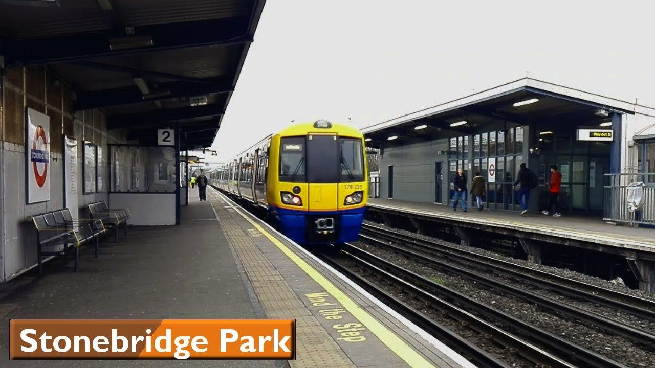 Stonebridge Park Euston Line. 2 Harlesden Railway Station Photo Willesden