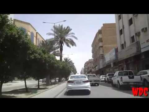 Riyadh street shara rail Saudi Arabia شارع الرياض، سكة حديد، المملكة العربية السعودية