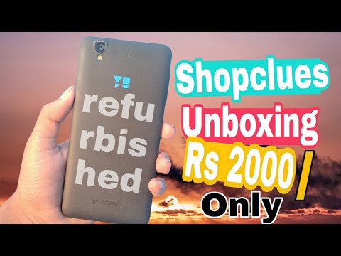 Refurbished  Yu Yureka 4g Volte Only 2000 Rs On Shopclues