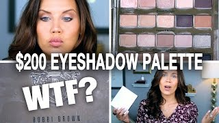 $200 EYESHADOW PALETTE WTF ?  | First Impressions