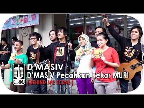 D'MASIV Pecahkan Rekor MURI | BTS Part 2