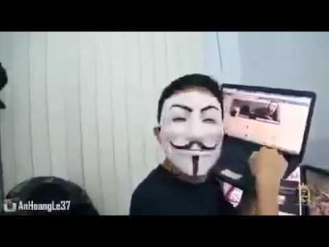 khi bạn làm hacker =))