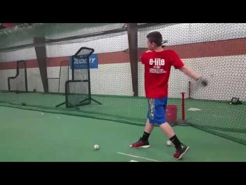 Duncan Weir US Elite Baseball 2017