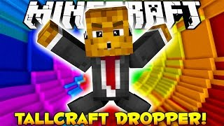 Minecraft DROPPER - I FELL IN THE TOILET