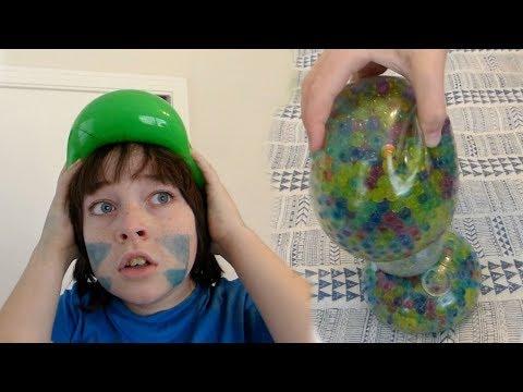 Wubble Fulla Balls! Fulla slime and fulla marbles! (wubble bubble)
