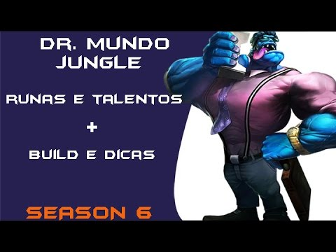 Como subir de elo kayle top season 6 build talentos r for Mundo top build