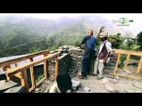 คนเบิกทาง : เบิกทางสู่เนปาล เรียนรู้การสร้างบ้านจากก้อนหิน 4 พ.ค.58 (2/4)