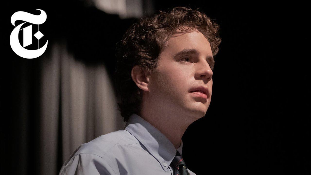 Watch Ben Platt Perform in 'Dear Evan Hansen'   Anatomy of a Scene