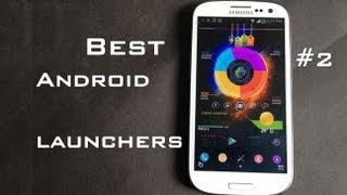 Top 5 Best Android Launchers of 2013 : Android Customization