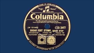 Fletcher Henderson & His Orchestra - Sugar Foot Stomp