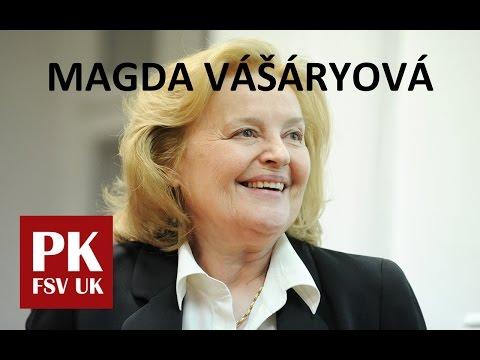 Magda Vášáryová: Poselství pro českou politiku