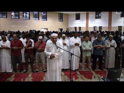 تلاوات التراويح  الخاشعة سورة الأجقاف رمضان الصباغ  sheikh ramadan elsabagh
