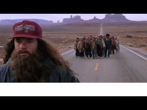 FORREST GUMP Tom Hanks En Dokunaklı Sahneleri