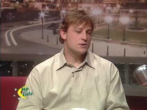 Chad Pennington Interview