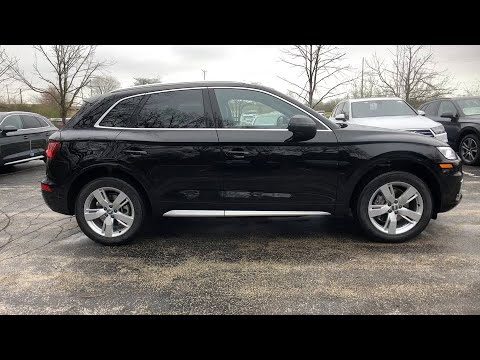 2019 Audi Q5 Lake forest, Highland Park, Chicago, Morton Grove, Northbrook, IL A191022