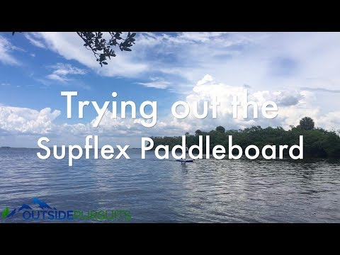 SUPFLEX Inflatable Paddle Board