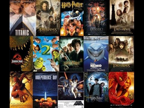 Top  Highest Grossing Hollywood Movies