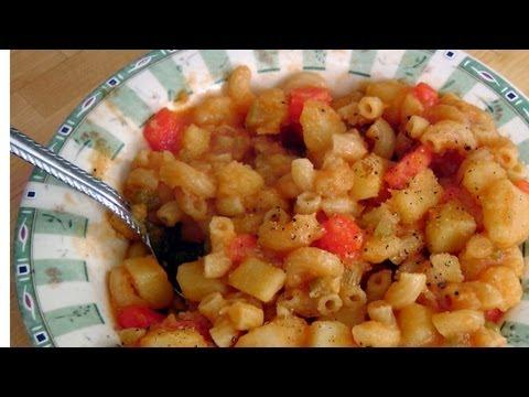 Italian Potato Soup Recipe - Laura Vitale - Laura in the Kitchen Episode 224