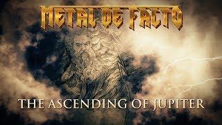 METAL DE FACTO - The Ascending Of Jupiter (Official Lyric Video)