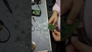 Ingenico IWL250 Replacing Faulty Charging Slot