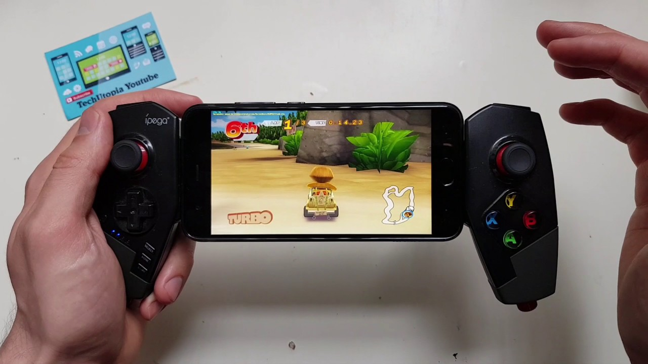 Madagascar Kartz Android Wii Game play with Dolphin Emulator