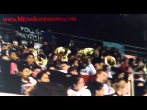 Mayfair Junior Band - Football Game 2012