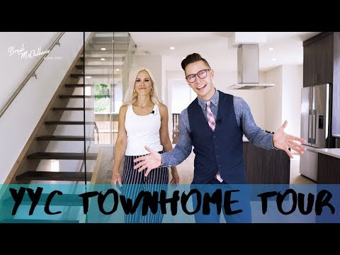 Affordable LUXURY In Capitol Hill Townhome! Calgary Real Estate 2019