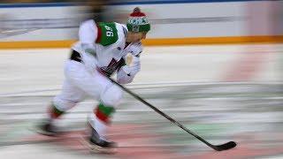 Илья Михеев после Мастер-шоу Матча Звёзд КХЛ 2019