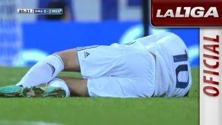 Lesión de Mesut Özil - HD