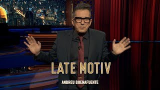 LATE MOTIV - Monólogo de Andreu Buenafuente. 'Los perros no son lo que eran' | #LateMotiv330