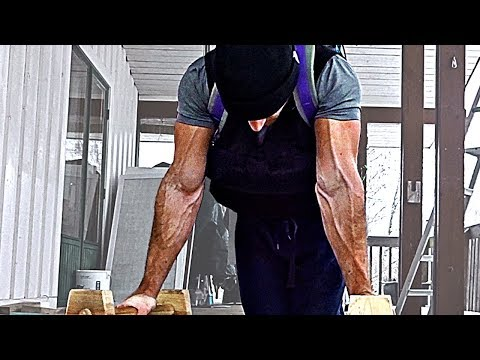 PUSH Workout Routine (Chest, Shoulders & Triceps)