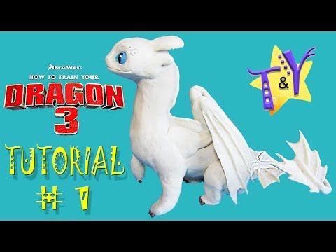 Как приручить дракона 3 Туториал 1 How To Train Your Dragon 3 Tutorial 1