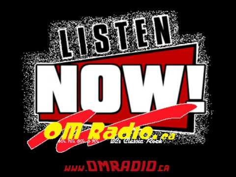 """Join us everyday here at OM Radio...... """"BC's CLASSIC ROCK!"""""""