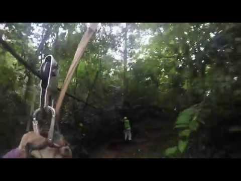 QU 301 Trip to Costa Rica 2015
