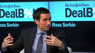 DealBook Conference 2015 - The Silicon Valley Mindset