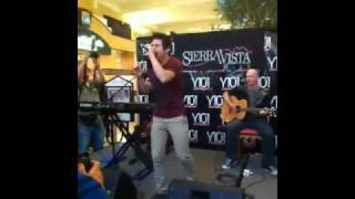 David Archuleta~THE OTHER SIDE OF DOWN~Clovis