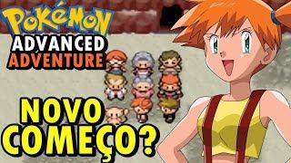 Pokemon Advanced Adventure (Detonado - Parte 18) - Novo Começo e Muita História!