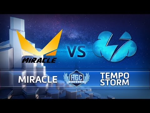 Tempo Storm vs Miracle vod