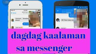 PARA SA MGA D NAKAKAALAM PAGSABAYIN ANG MESSENGER AT VIDEO CALL screenshot 4