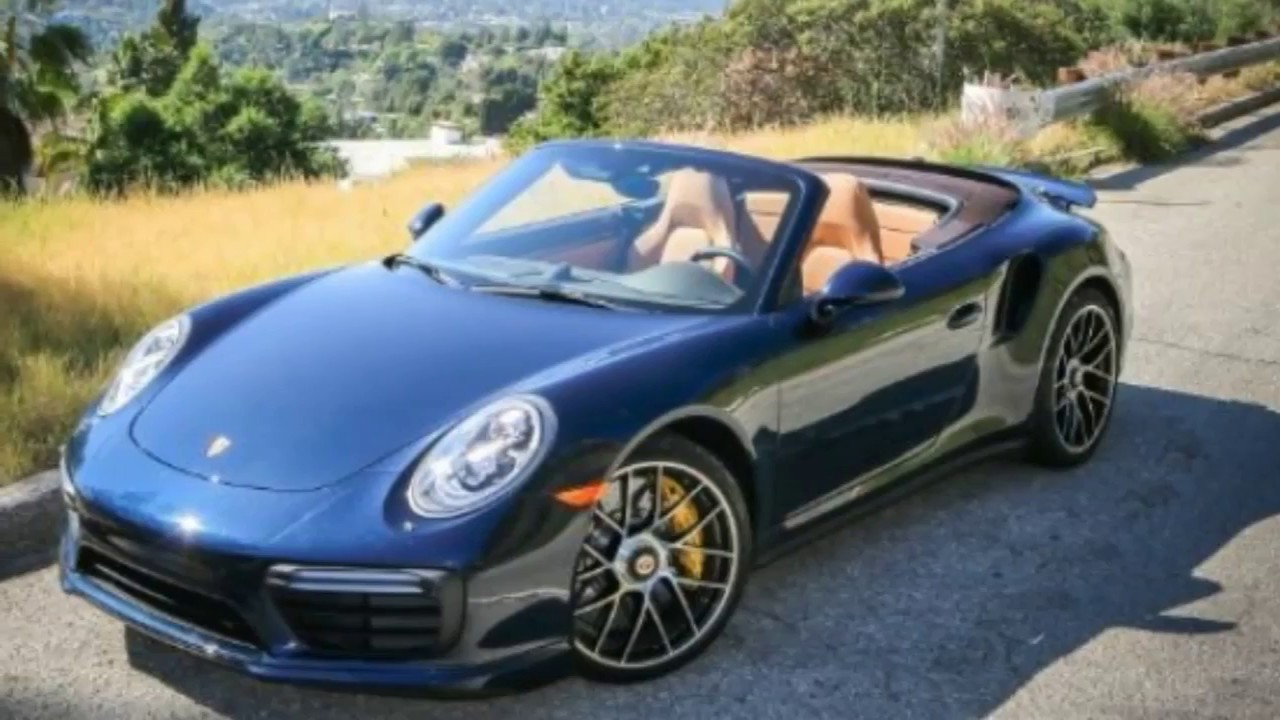 2018 porsche 911 turbo s. unique 911 2018 porsche 911 turbo s cabriolet review intended porsche turbo s