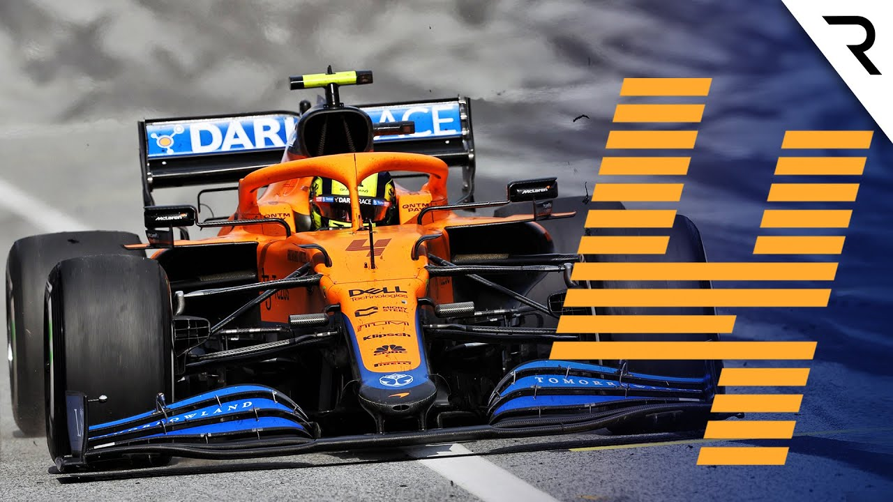 How Norris is beating a Mercedes and a Red Bull in F1 2021