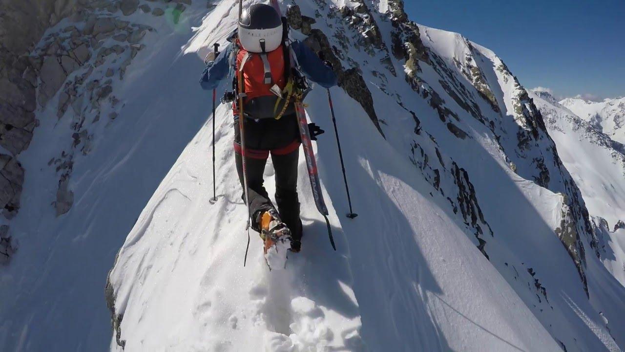Cima salimmo pala ghiacciata youtube for Garage con ponte in cima