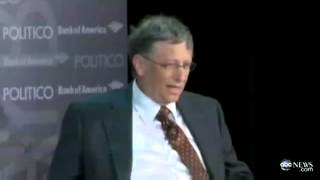 Bill Gates, Former Boy Scout, Wants Group To Lift Gay Ban 'Because It's 2013' (VIDEO)