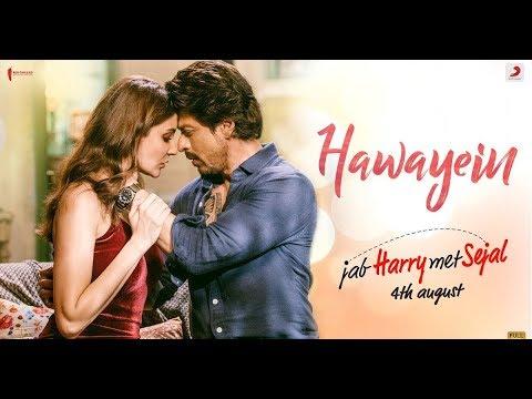 Hawayein Instrumental | Shrikant Sonawane | Arijit Singh | Jab Harry Met Sejal