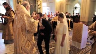 Егор и Кристина Венчальная свадьба