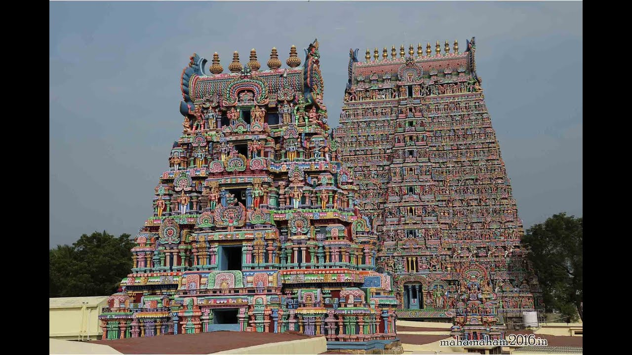 Arulmigu Sarangapani Swamy - History, Timings