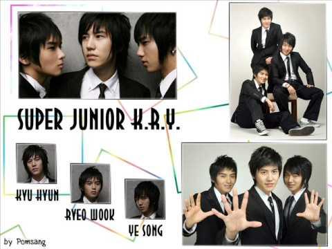 MP3 Dreamy Hero by Super Junior KRY