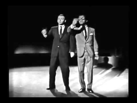 Frank Sinatra & Sammy Davis Jr - Me and My Shadow (live)