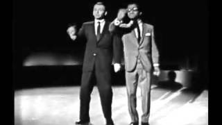 Repeat youtube video Frank Sinatra & Sammy Davis Jr - Me and My Shadow (live)