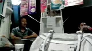 jerbucks burger machine